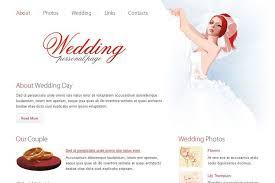 free personal wedding websites free wedding website template monsterpost