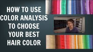 what season am i use color analysis to choose your best hair