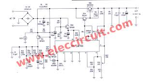 Wiring Diagram Power Supply Also Converter Circuit On 0 50v Variable Power Supply Circuit At 3a