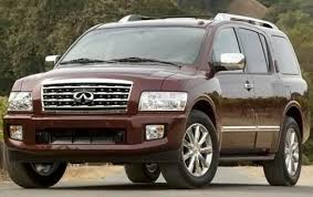 2010 infiniti qx56 information and photos zombiedrive