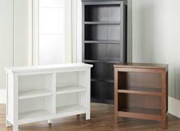 Wide Bookcase With Doors Bookshelf With Doors Grousedays Org