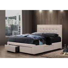 wayfair mattress bed frames serta mattress king storage bed wayfair