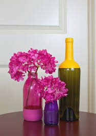 beautiful vases home decor make beautiful two toned tinted glass decor