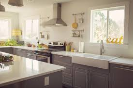 Modern Farmhouse Kitchen by White Zeus Extreme Silestone Quartz Countertop In A Modern