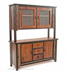 Sideboard For Kitchen Barnwood Sideboards U0026 Sofa Tables Farm Mountain Furniture Décor