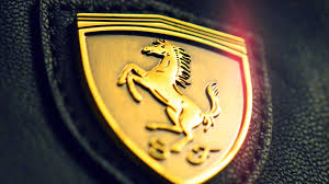 ferrari badge desktoppapers co aa22 gold ferrari logo art