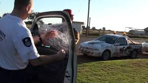 Temporary Window Protection Film Rally How To Fix A Broken Car Window With Glad Wrap Youtube