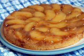peach upside down cake u2014 recipes hubs
