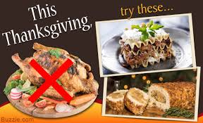 and delicious ways to celebrate thanksgiving without turkey