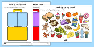 healthy eating lunch activity healthy healty eating sort