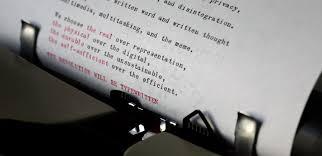 Typewriter Meme - california typewriter film reviews films spirituality practice