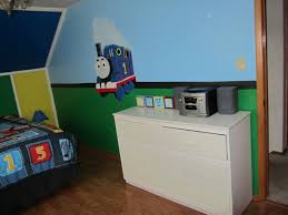 thomas the train bedroom put it there creations thomas the train theme room