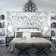 wall decor gorgeous abstract city wallpaper bedroom living room amazing 1x 10m luxury silver 3d victorian damask embossed wallpaper rolls home art decor wall stickers
