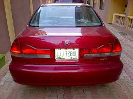 buy modern cheap fairly used cars in nigeria toyota honda