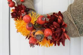 diy burlap wreath mrs and misc