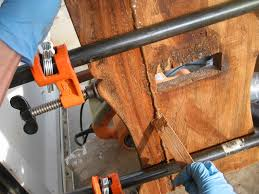 How To Fix Rocking Chair Fix Cracked Wood 6 Steps