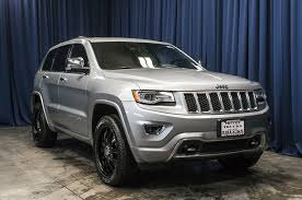 jeep grand cherokee overland 2014 jeep grand cherokee overland 4x4 northwest motorsport
