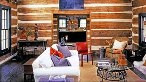 staging an empty log cabin that appeals to families the welcome