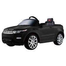 matchbox range rover range rover evoque 12v ride on black walmart com