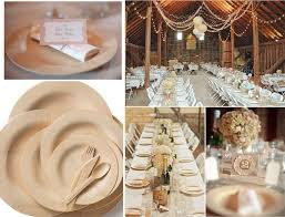 cheap plates for wedding best 25 bamboo plates wedding ideas on