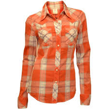 true religion brand jeans women u0027s cotton western plaid shirt