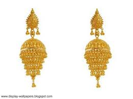 earrings gold design all images wallpapers gold earrings designs for