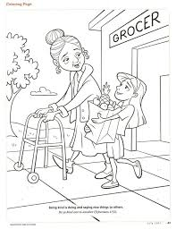 kindness coloring pages print coloring