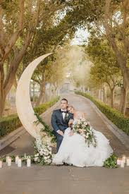 Wedding Images Majestic Castle Wedding Inspiration With Celestial Accents Ruffled