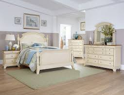mesmerizing ivory white furniture of contemporary bedroom interior