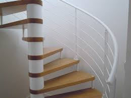 steel and wood spiral staircase marretti spiral stairs with