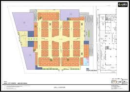 gaur city center sadar bazaar floor plan