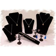 necklace earring display images Jewellery display set at rs 9000 piece malad west mumbai id jpg