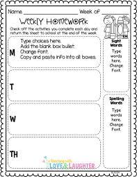best 25 first home checklist ideas on pinterest first weekly checklist editable weekly homework checklists best homework