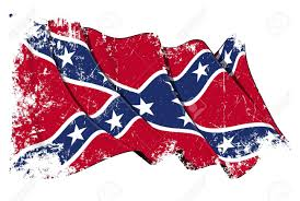 Flag Confederate Confederate Rebel Flag Grunge Stock Photo Picture And Royalty