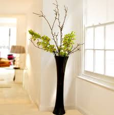 tall floor vases contemporary home design ideas