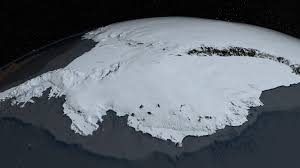 Antartica Map Nasa U0027s Icebridge Mission Contributes To New Map Of Antarctica Nasa