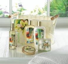 spa gift sets for women bath and body gift sets minted jasmine