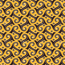 indonesian pattern seamless pattern in indonesian vintage batik luxury style with