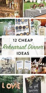Backyard Bbq Wedding Ideas by Best 25 Rehearsal Dinner Buffet Ideas On Pinterest Food Buffet