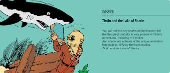 tintin official web site