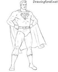 gallery pencil art superman photo drawing art gallery