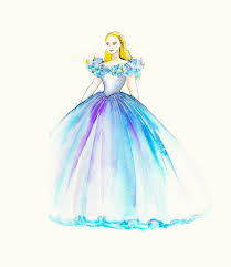 cinderella u0027s swoon worthy dresses from sketches to the movie us