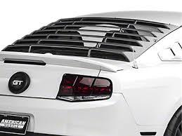 2010 mustang spoiler ford mustang rear spoilers mustang rear wings americanmuscle
