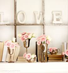 Rustic Valentines Day Decor by Decoart Blog Crafts 14 Valentine U0027s Day Home Decor Ideas