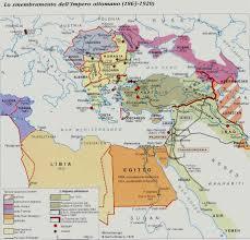 impero ottomano situazione attuale