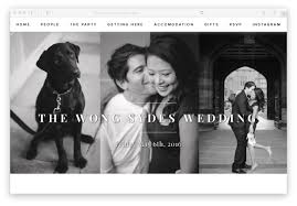 wedding websites search personal wedding websites by grey heartfelt and