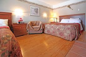 chambre de motel motel le jolibourg meilleur hôtel st sauveur avec vue sur la