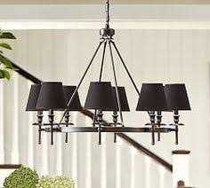 Pottery Barn Dining Room Lighting by Barrett Glass Globe Chandelier Pottery Barn Dining Room