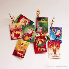 gift card trees christmas tree hanging card mini christmas cards christmas