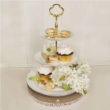 3 tier wedding cake stand cristina re cake stand 3 tier ivory